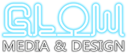 GLOW – Media & Design Mobile Logo